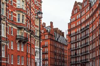 Häuser in London, England