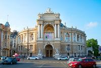 Odessa Theater of Opera, Ukraine