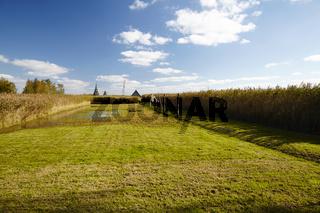 Impressionen von der Halbinsel Fischland, zwischen Ahrenshoop und Wustrow, Mecklenburg-Vorpommern, Deutschland