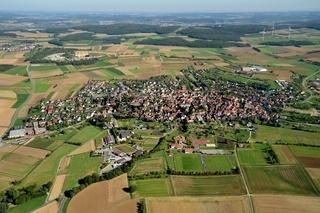 Steinfeld im Landkreis Mainspessart