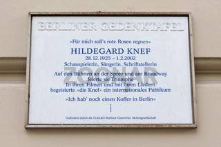 Hildegard Knef
