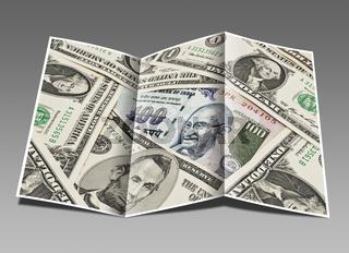 US Dollar und Indische Rupien | U.S. Dollar und Indian Rupees