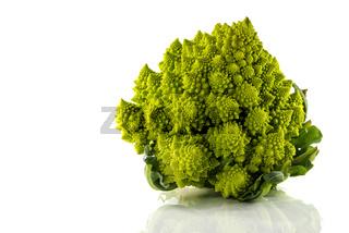 romanesco or green cauliflower
