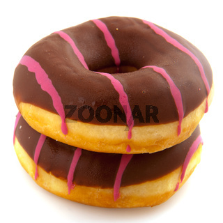 Blueberry donuts