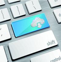 Cloud computing keyboard