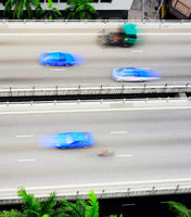 Singapore fast traffic