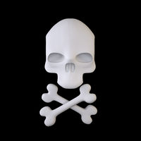 Jolly Roger (Crossbones Sign)