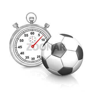 Stopwatch Football
