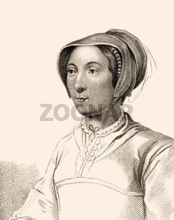 Elizabeth Russell, 1528-1609, English noblewoman