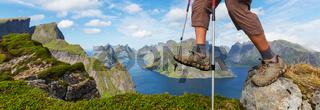 Hike in Lofoten