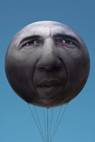 ONE Campaign with President Obama Balloon