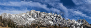 Austria alps, Winter Hochkönig