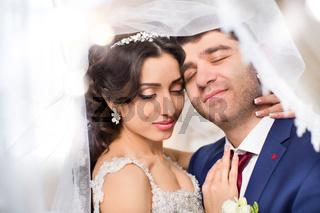 Italian wedding couple
