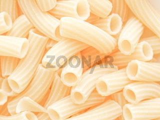 Retro looking Pasta
