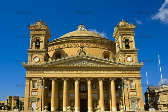 Rotunda of Mosta, Mosta, Malta
