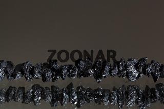 Carbonado Schwarze Diamanten