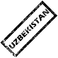 UZBEKISTAN stamp