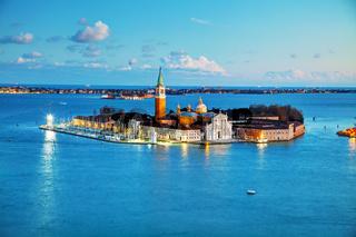 Basilica Di San Giorgio Maggiore in Venice