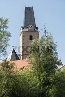Kirche in Rosenberg - Tschechien