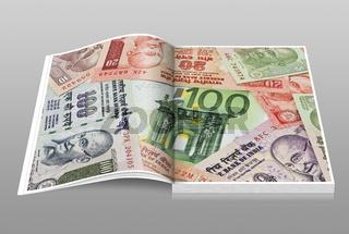 Rupien und Euro | Rupees and Euro