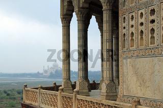 Taj Mahal and Fatehpur Sikri