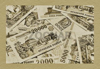 Ungarische Forint | Hungarian forint