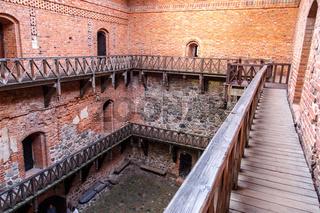 Wooden Balconies of Trakai Castle
