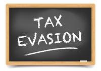 Blackboard Tax Evasion