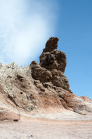 Los Roques at El Teide National Park, Tenerife, Canary Islands. Spain.