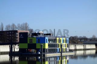 IBA in Hamburg Veddel