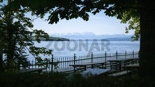 Zugspitze Ammersee
