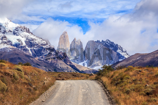 National Park in southern Chile