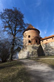 Trakai Island Castle, Lithuania.