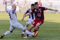 Ujpest - Videoton OTP Bank League football match