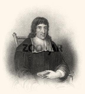 James Guthrie, 1612-1661, a Scottish Presbyterian minister
