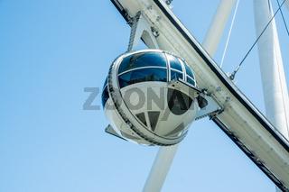 Observation Cabin on the Las Vegas High Roller