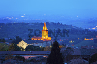 Church and Monastery of Santa Giuliana in Perugia