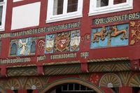 Schwalenberg Town Hall (detail)