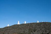 Teide Observatory on Mount Izaña, Canary Island Tenerife