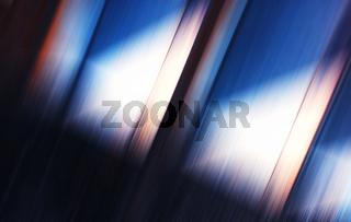Horizontal diagonal motion blur abstract background backdrop