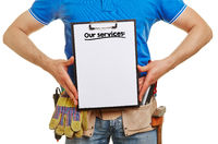 Builder offers our services