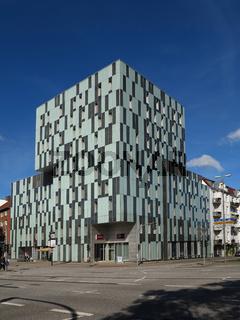 Hotel 'Mercure' in Hamburg-Rotherbaum