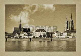 Dominsel Breslau | Wroclaw, Dome Island
