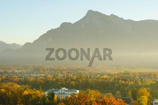 Mystisch magischer Untersberg in Salzburg Austria