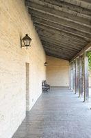 Old Outside Corridor