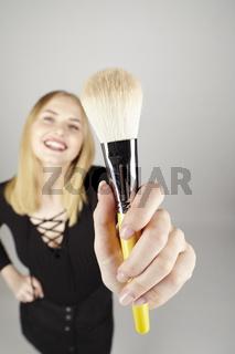 Makeup ist toll