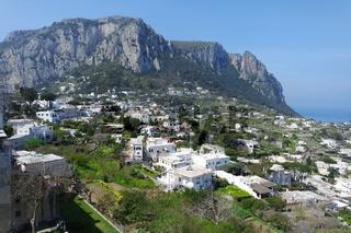 Capri Landschaft