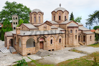 The Saint Dionysios Monastery, Greece