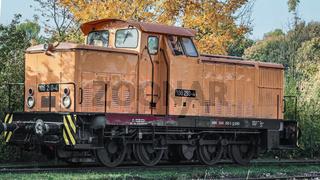 Rangierlokomotive von 1970