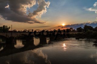 Bridge from Don Khon to Don Det, 4000 Islands,Laos